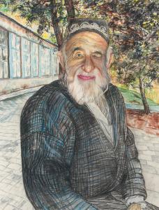 Samarkand Madrassah Instructor
