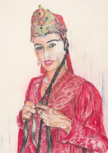 Tashkent Dancer